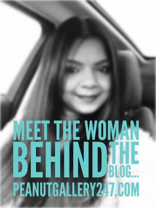 Meet the Blogger 1 - PeanutGallery247